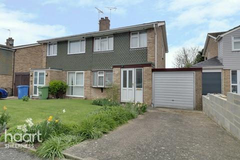 3 bedroom semi-detached house for sale - Nautilus Close, Sheerness