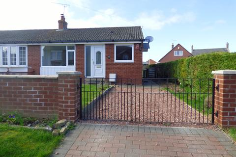 2 bedroom semi-detached bungalow for sale - The Green, Houghton, Carlisle, CA3 0NF