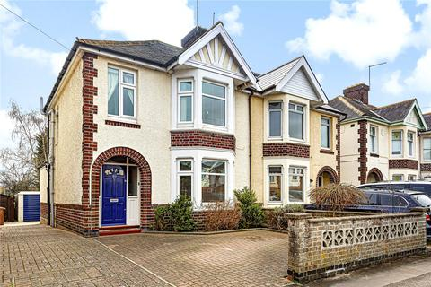 4 bedroom semi-detached house for sale - Fern Hill Road, East Oxford, OX4