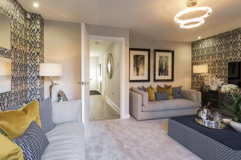 3 bedroom semi-detached house for sale - Plot 40, Osbourne at Woodlark Chase, Warren Drive FY5