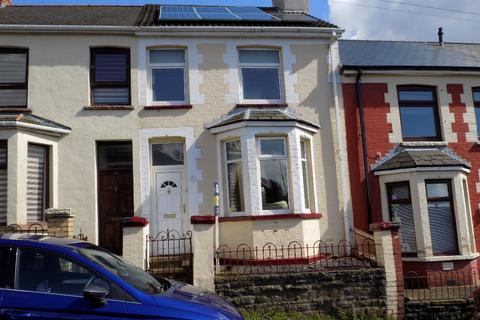 3 bedroom terraced house for sale - Marlborough Road, Six Bells, Abertillery