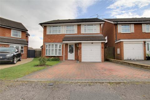 4 bedroom detached house for sale - Gainsborough Close, Woodley, Reading, RG5