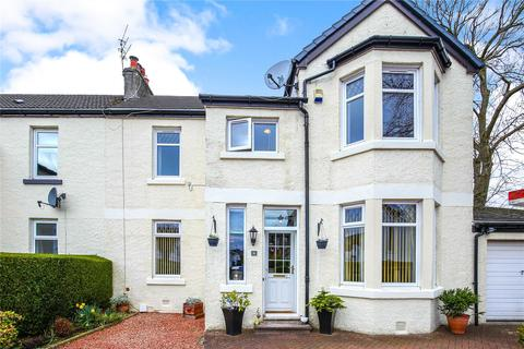 3 bedroom end of terrace house for sale - 16 Moulin Road, Glasgow, G52