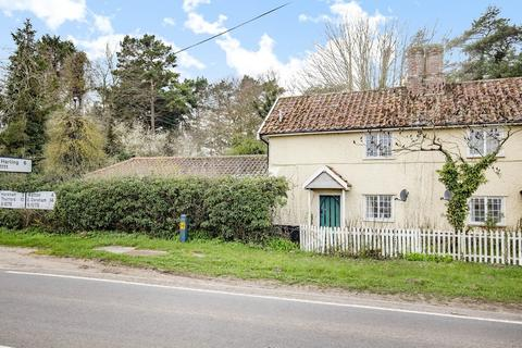 2 bedroom cottage for sale - White Post Cottages, Breckles