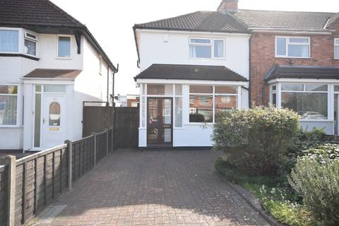 2 bedroom end of terrace house to rent - Hardwick Road, Solihull