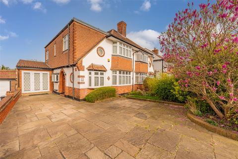 3 bedroom semi-detached house for sale - Cuddington Avenue, Worcester Park, Epsom, KT4
