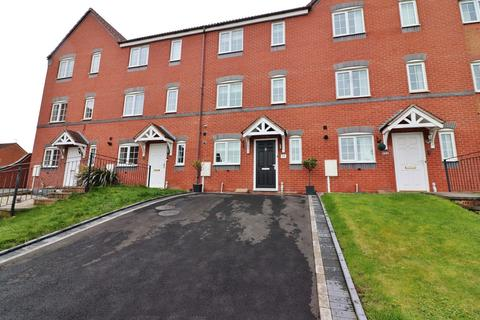 3 bedroom townhouse for sale - Palmerston Avenue, Wilnecote