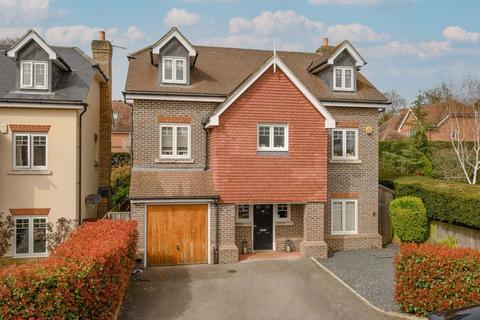 5 bedroom detached house for sale - Halcyon Close, Oxshott