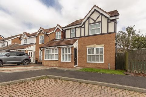 4 bedroom detached house to rent - Manorfields,Benton, Newcastle upon Tyne