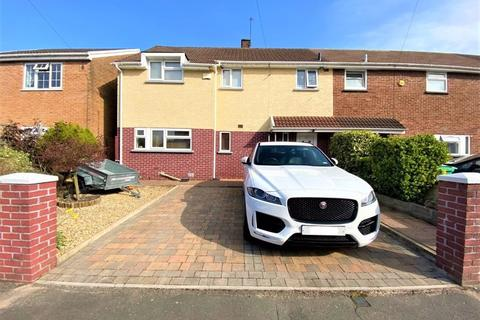4 bedroom end of terrace house for sale - Manod Road, Llandaff North, Cardiff CF14 2QN
