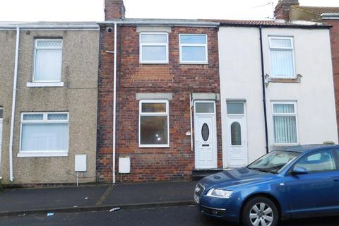 3 bedroom terraced house to rent - Dene Terrace, Shotton Colliery