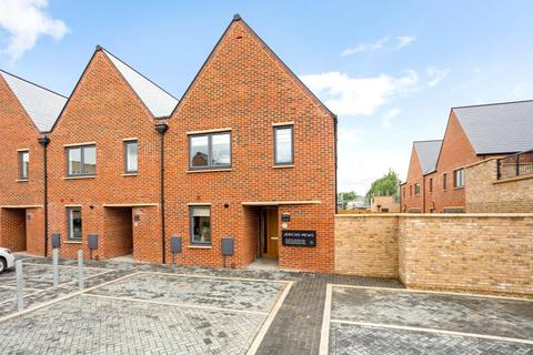 3 bedroom terraced house for sale - 118 The Jericho, Wolvercote Mill, Mill Road, Wolvercote, Oxford, OX2