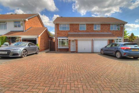 3 bedroom semi-detached house for sale - St. Simons Close, Sutton Coldfield, B75 7ST