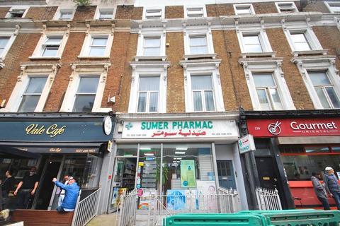 Studio to rent - HARROW ROAD, MAIDA HILL, LONDON, W9 2HP