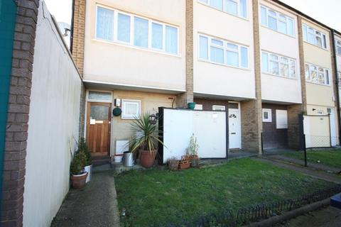 3 bedroom end of terrace house for sale - East Acton Lane, East Acton, London, W3 7HD