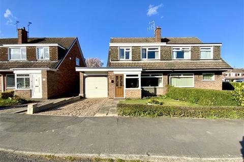 3 bedroom semi-detached house for sale - Portland Avenue, Aston, Sheffield, S26 2FN