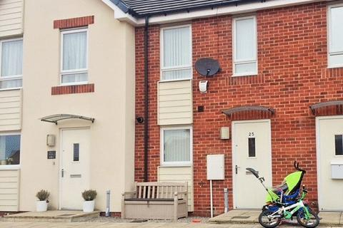 2 bedroom house to rent - Warrington Grove, North Shields
