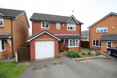 4 bedroom detached house for sale - Maes Telford, Trevor