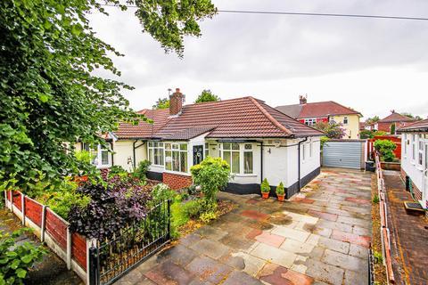 2 bedroom semi-detached bungalow for sale - Bude Avenue, Flixton, Manchester, M41