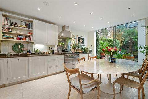 6 bedroom terraced house to rent - Dewhurst Road, Brook Green, London, W14