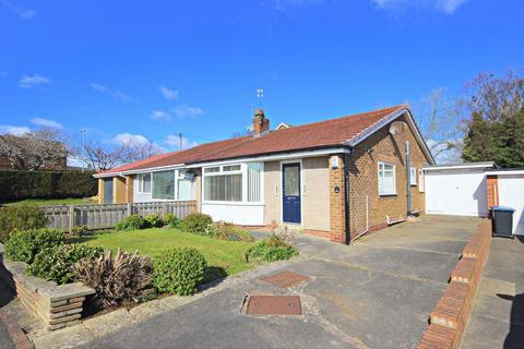 3 bedroom semi-detached bungalow to rent - Grasmere Road, Chester Le Street