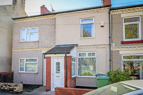 2 bedroom terraced house for sale - North View Street, Carr vale, Chesterfield