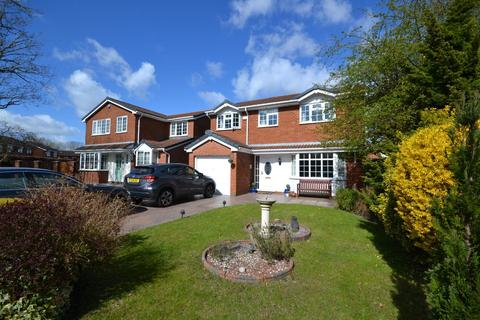 5 bedroom detached house for sale - Ladywood Road, Old Hall, Warrington