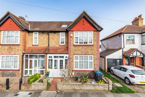 4 bedroom semi-detached house for sale - Cavendish Avenue, New Malden