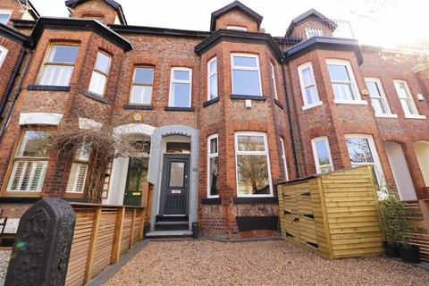 4 bedroom terraced house for sale - Warwick Road, Chorlton, Manchester, M21