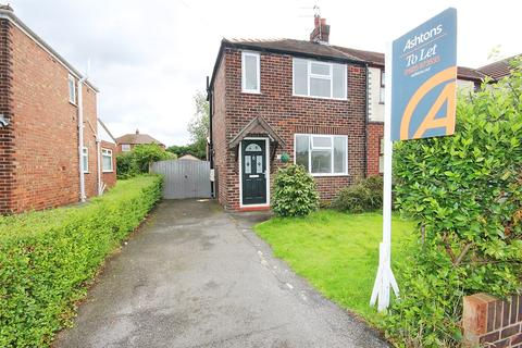 2 bedroom semi-detached house to rent - Lock Road, Paddington, Warrington, WA1