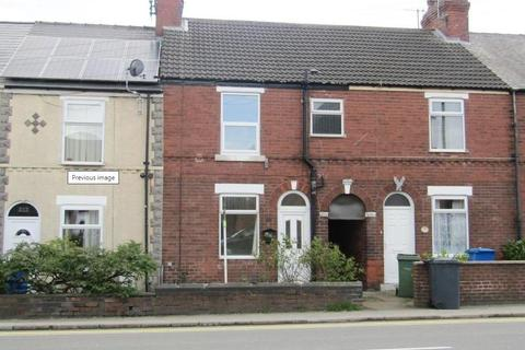 2 bedroom terraced house to rent - Derby Road, Chesterfield