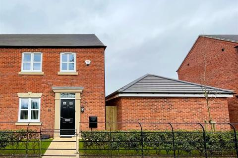 3 bedroom semi-detached house for sale - Spark Lane, Arclid, Sandbach