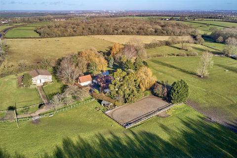 6 bedroom equestrian property for sale - Coddimoor Lane, Whaddon, Milton Keynes, MK17
