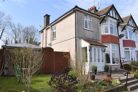 3 bedroom semi-detached house for sale - Ashleigh Road, Sketty, Swansea