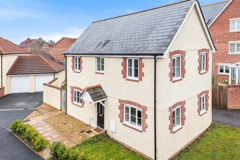 3 bedroom detached house for sale - Stones Gallop, Cranbrook, Exeter