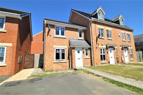 3 bedroom end of terrace house to rent - Richmond Place, Thornaby, Stockton-On-Tees