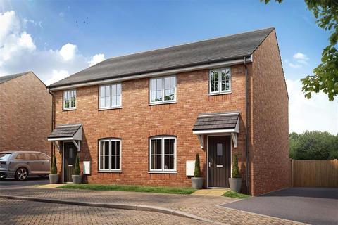 3 bedroom semi-detached house for sale - The Gosford - Plot 28 at Seagrave Park, Barton Road, Barton Seagrave NN15