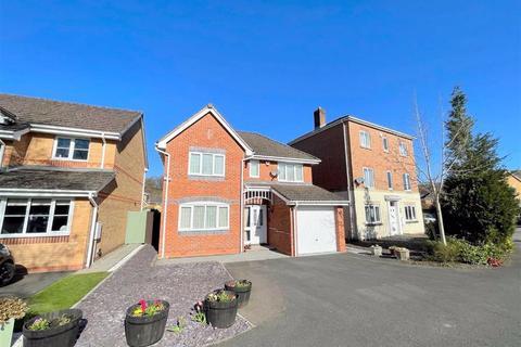 4 bedroom detached house for sale - Wardle Gardens, Leekbrook