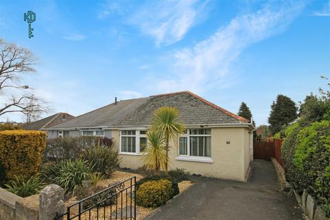 2 bedroom semi-detached bungalow for sale - Library Road, Parkstone, Poole
