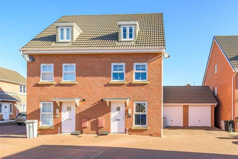 4 bedroom semi-detached house for sale - Lamplight Square, Grantham