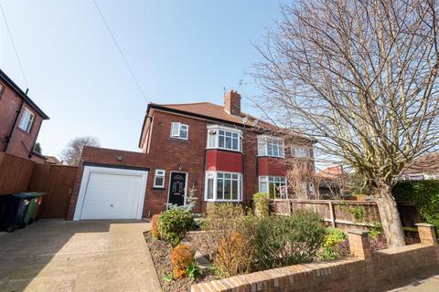 3 bedroom semi-detached house for sale - Nilverton Avenue, Ashbrooke, Sunderland