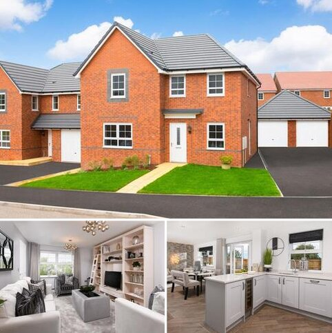 4 bedroom detached house for sale - Plot 285, Radleigh at Church Fields, St Michaels Avenue, New Hartley, WHITLEY BAY NE25