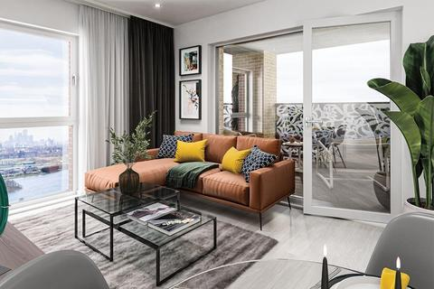 3 bedroom apartment for sale - Plot 267, Alder Point at Blackhorse View, Forest Road, Walthamstow, LONDON E17