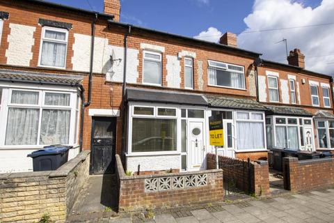 2 bedroom terraced house to rent - Westminster Road, Selly Oak, Birmingham, B29