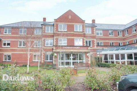 2 bedroom flat for sale - Marlborough Road, Cardiff