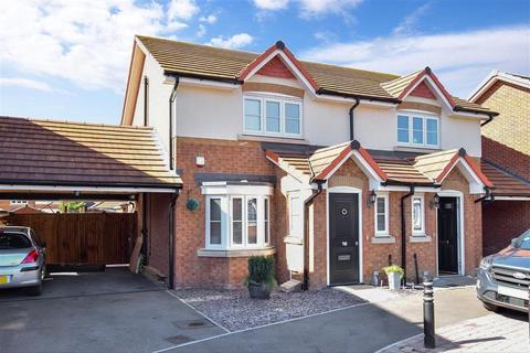 3 bedroom semi-detached house for sale - Lavender Avenue, Minster On Sea, Sheerness, Kent