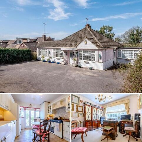 3 bedroom bungalow for sale - Hammersley Lane, High Wycombe, HP13
