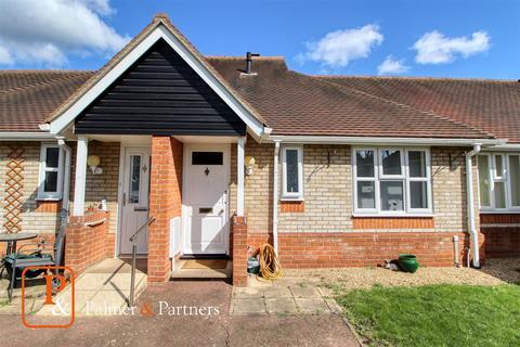 1 bedroom bungalow for sale - Meadow Close, Elmstead Market, Colchester, CO7