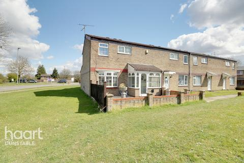 3 bedroom end of terrace house for sale - Trident Drive, Dunstable