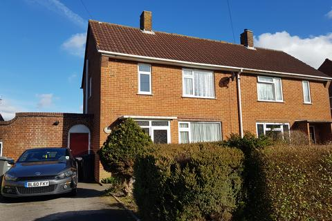 2 bedroom semi-detached house to rent - Summers Avenue BH11